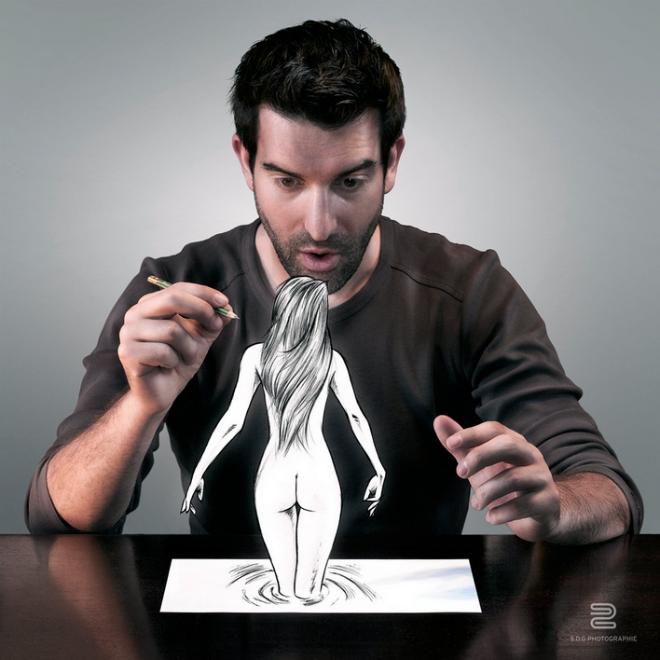 Креативные картинки для мужчин
