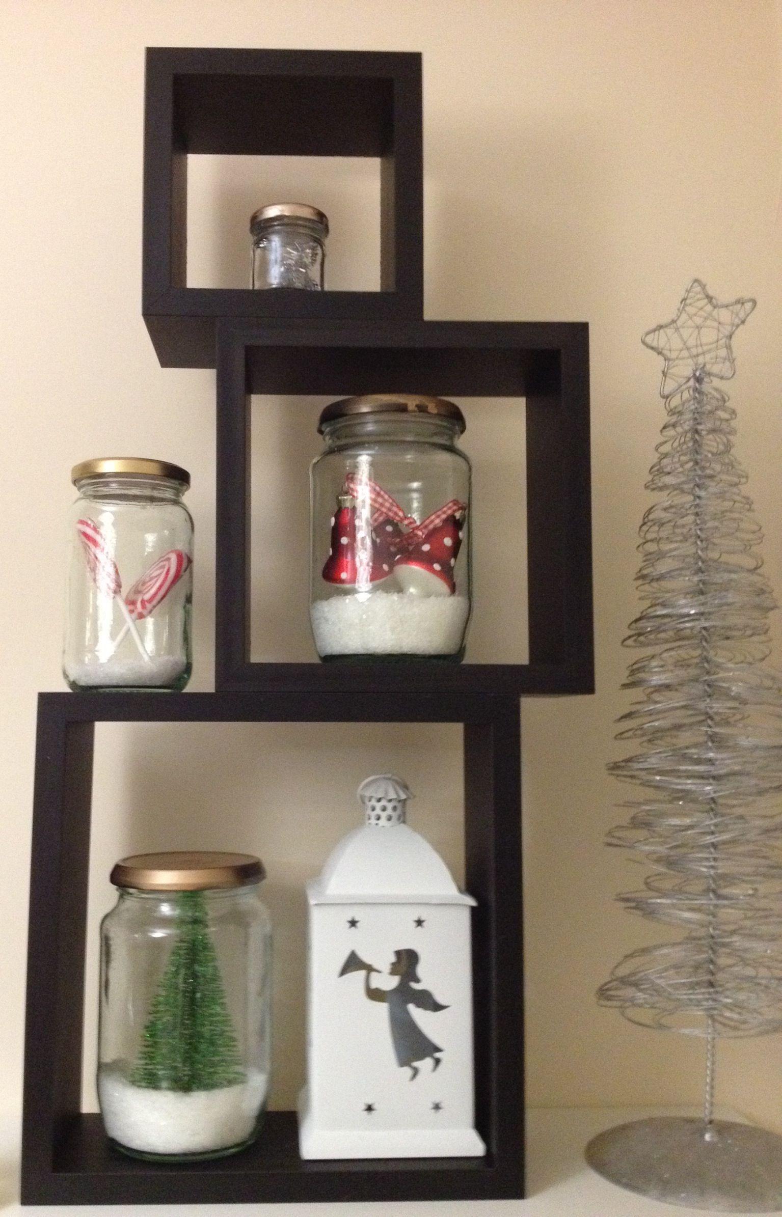 Festive Jars Christmas