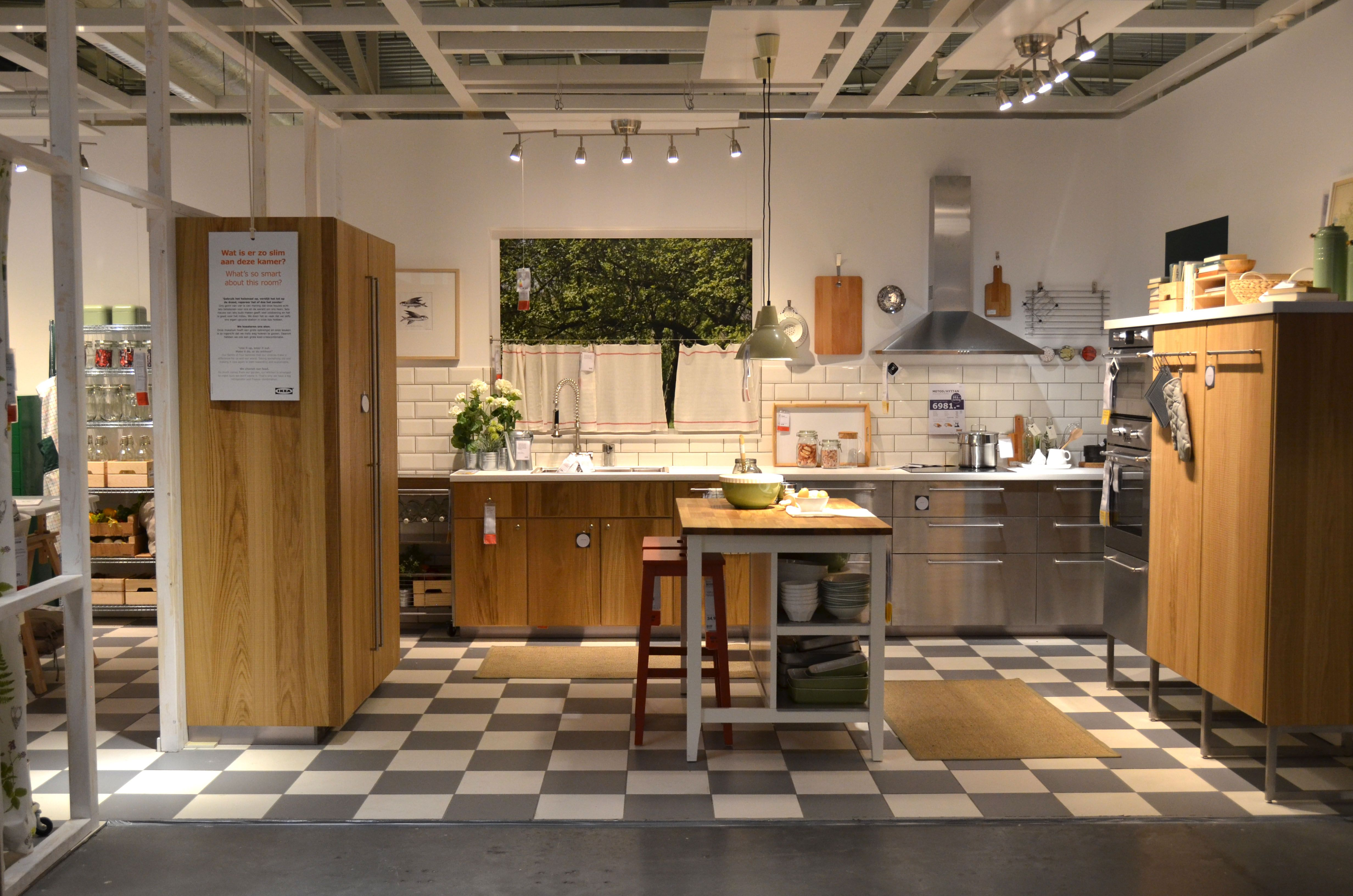 Hyttan Ikea Küche Ikea Delft Sustainable Kitchen Metod Hyttan Grevsta Kitchen
