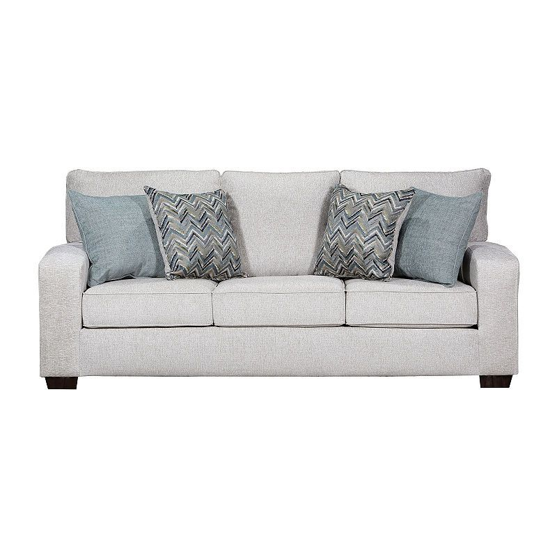 Prime Simmons Lakeland Queen Sleeper Sofa Products In 2019 Alphanode Cool Chair Designs And Ideas Alphanodeonline