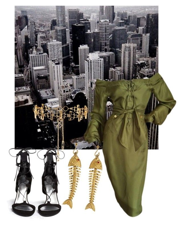"""Untitled #347"" by maggmcintyre on Polyvore featuring Tom Ford, Tiffany & Co., Stuart Weitzman and Erickson Beamon"