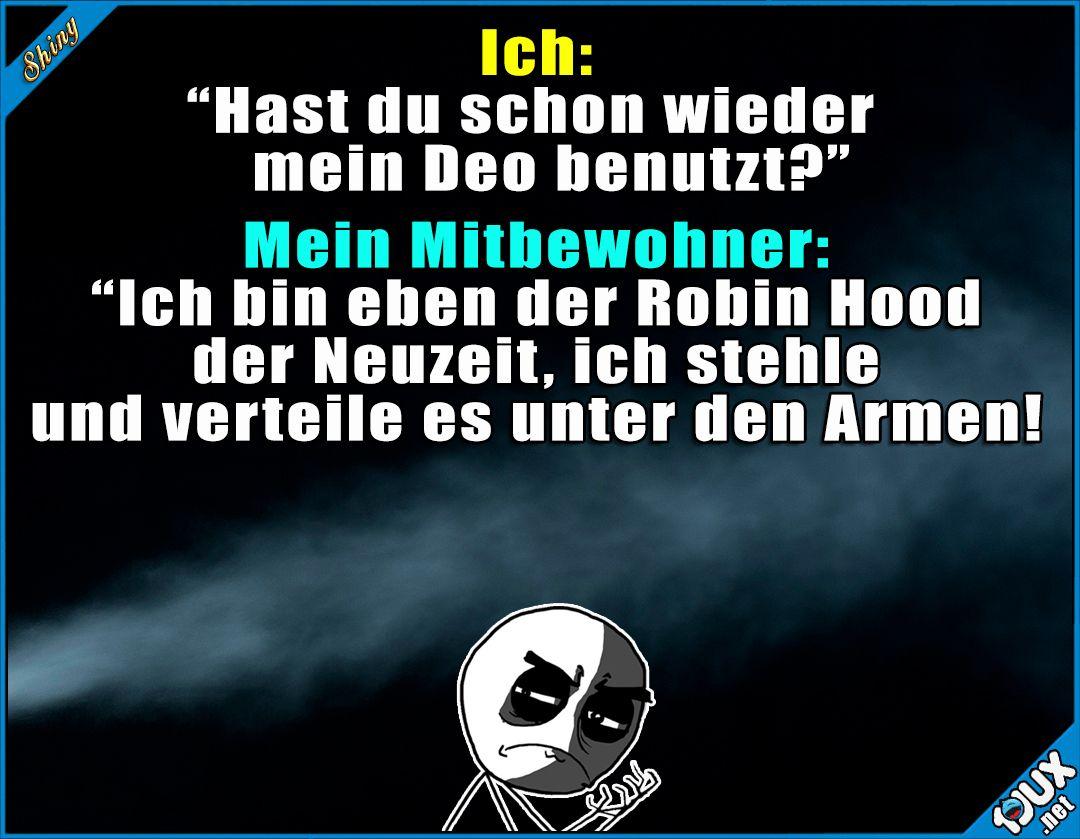 Der Robin Hood der Neuzeit? #Wortspiel #Studentenleben # ...