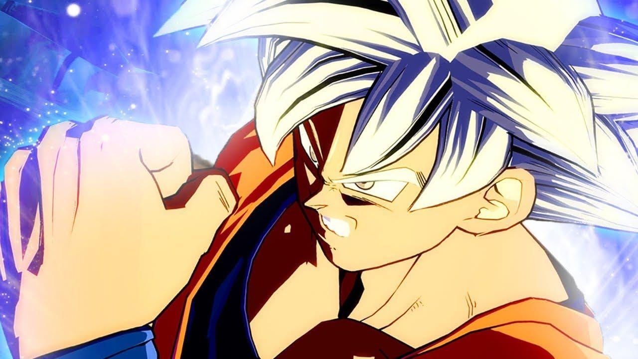 Dragon ball fighter z ultra instinct goku nintendo