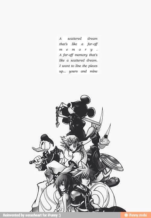 Kingdom Hearts Kingdom Hearts Kingdom Hearts Kingdom Hearts 60 Enchanting Kingdom Hearts Quotes