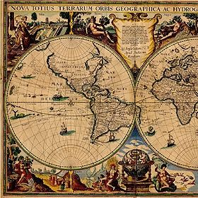 Download 40 beautiful old maps with an antique look crafts download 40 beautiful old maps with an antique look gumiabroncs Image collections