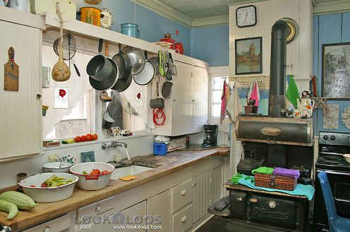 Old Farmhouse Style Kitchens   Yahoo Search Results Yahoo Image Search  Results