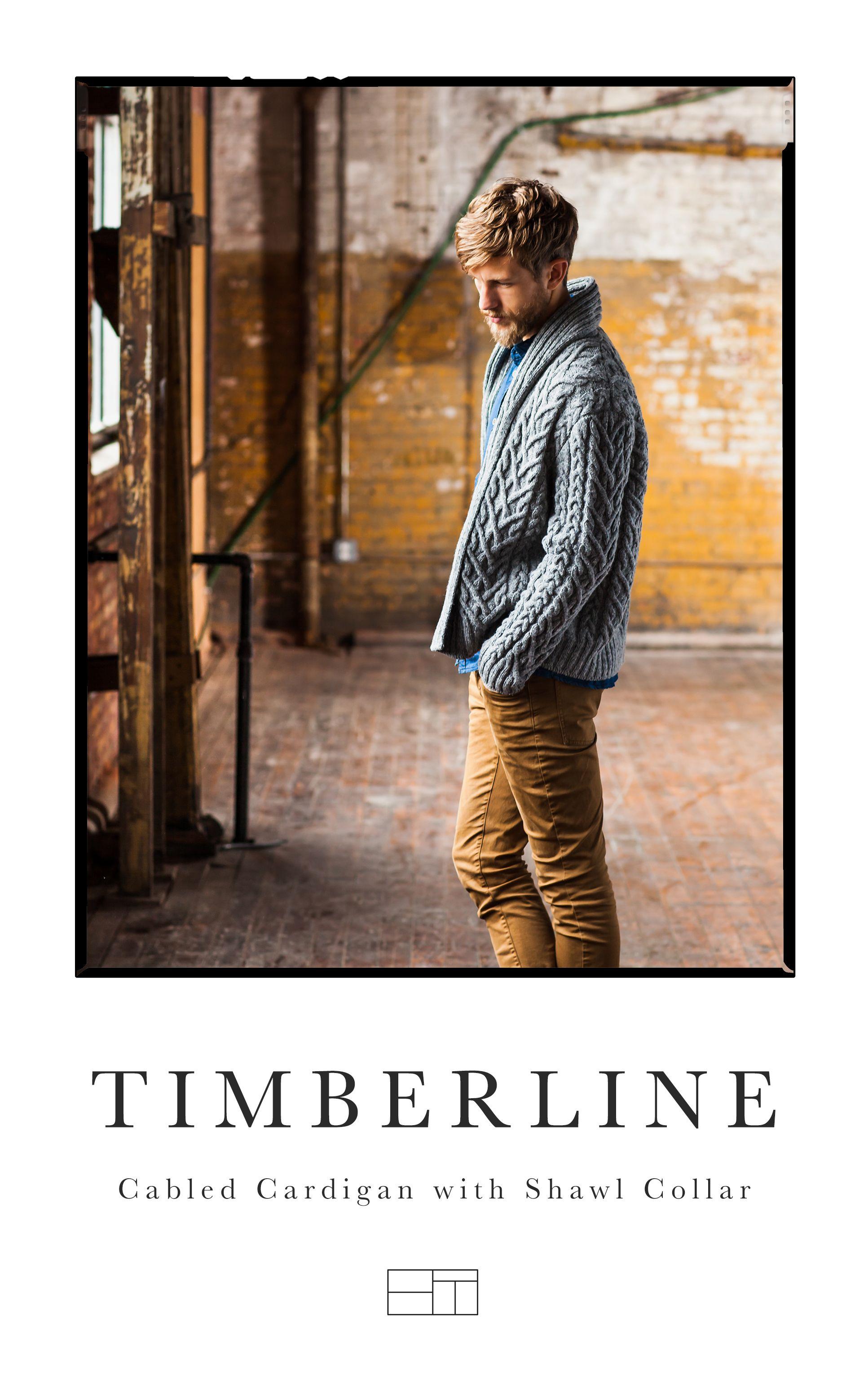 Timberline - brooklyn tweed