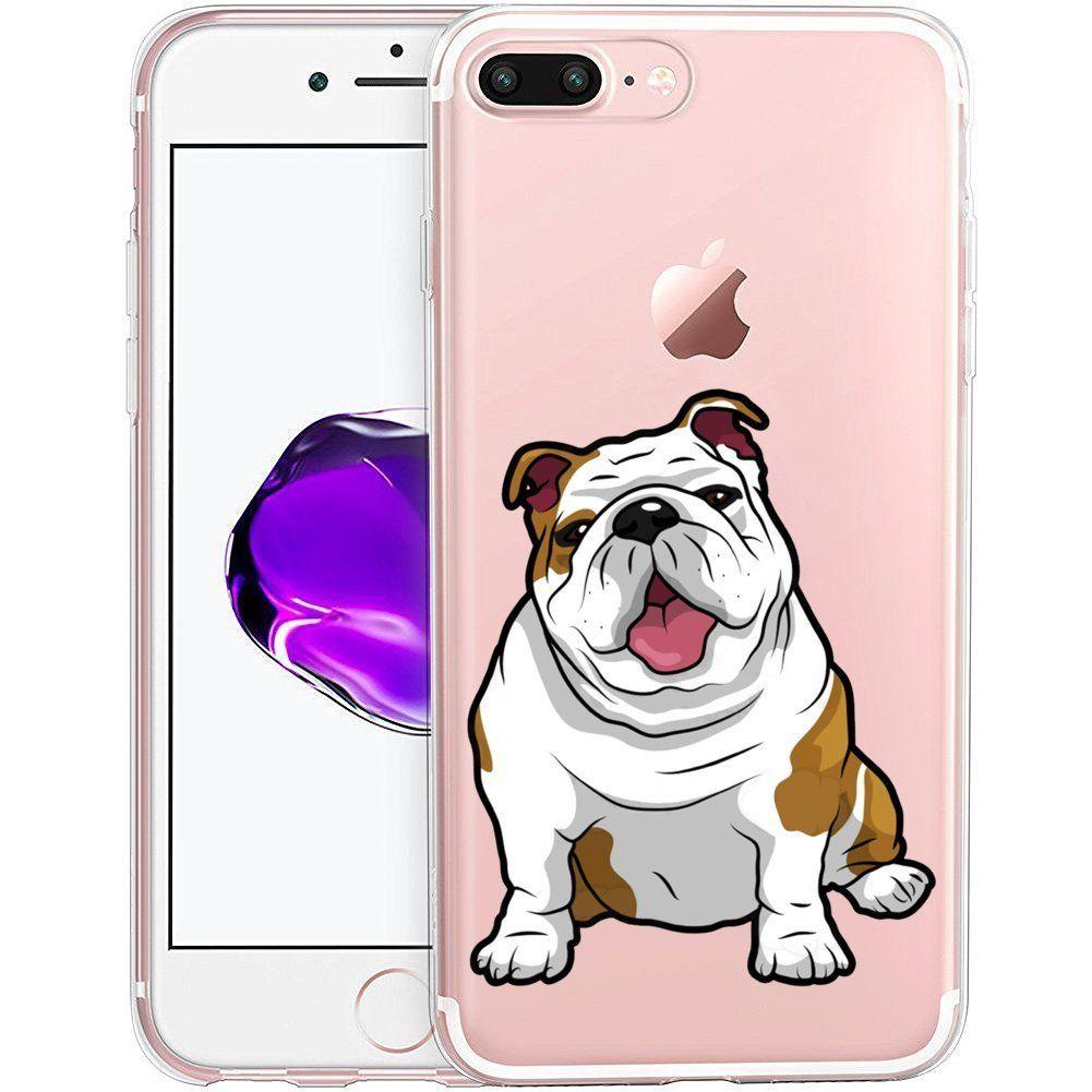 bulldog iphone 8 plus case