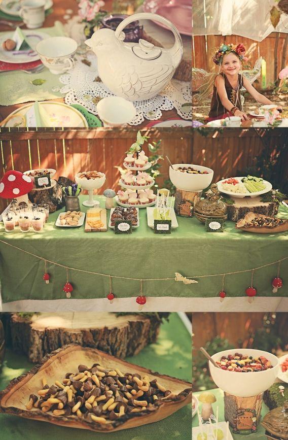 A Fairy Teaparty Premier Lifestyle Photography