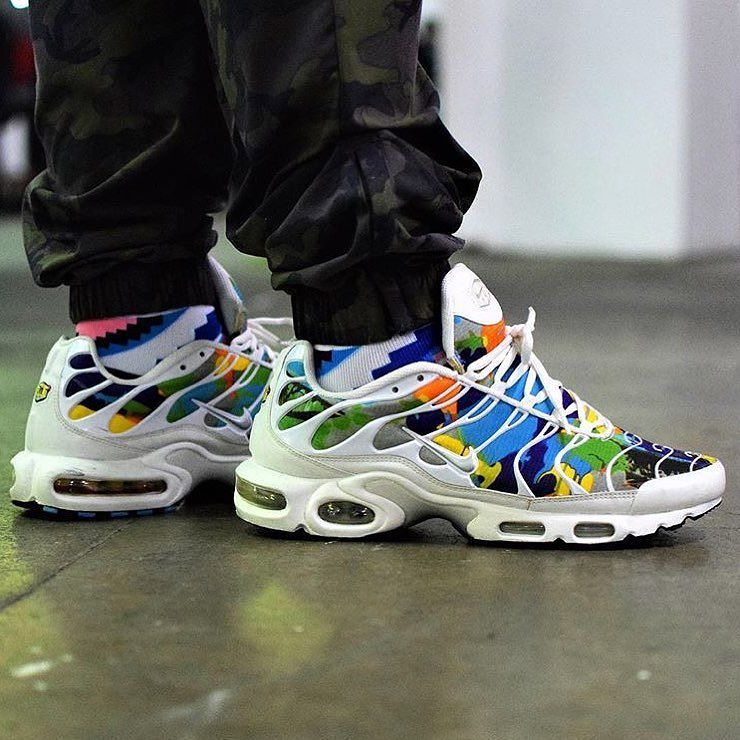 nike air max tn groen