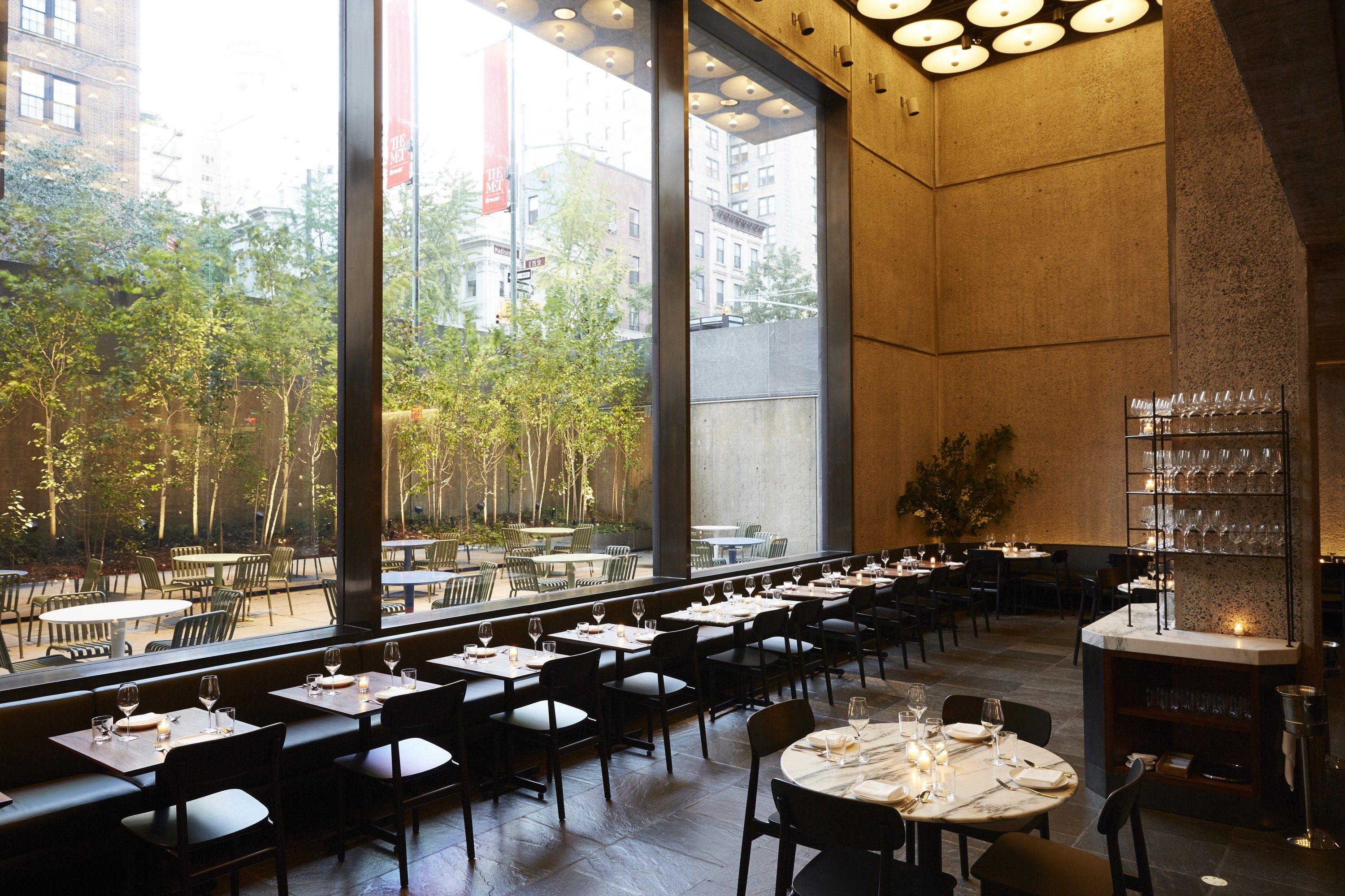 Tour The Met Breuer S New Restaurant Flora