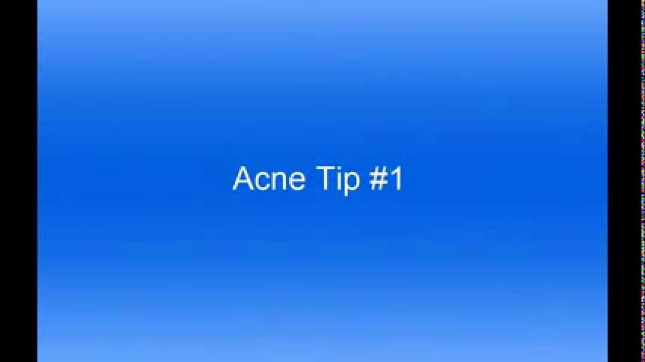 Acne Tips - Acne Solution - Acne Home remedies