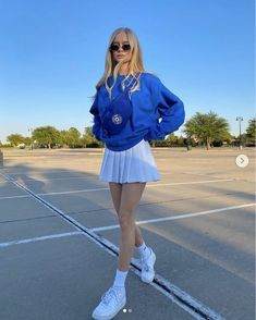 Sporty Chic Cute Tennis Outfits — Anna Elizabeth