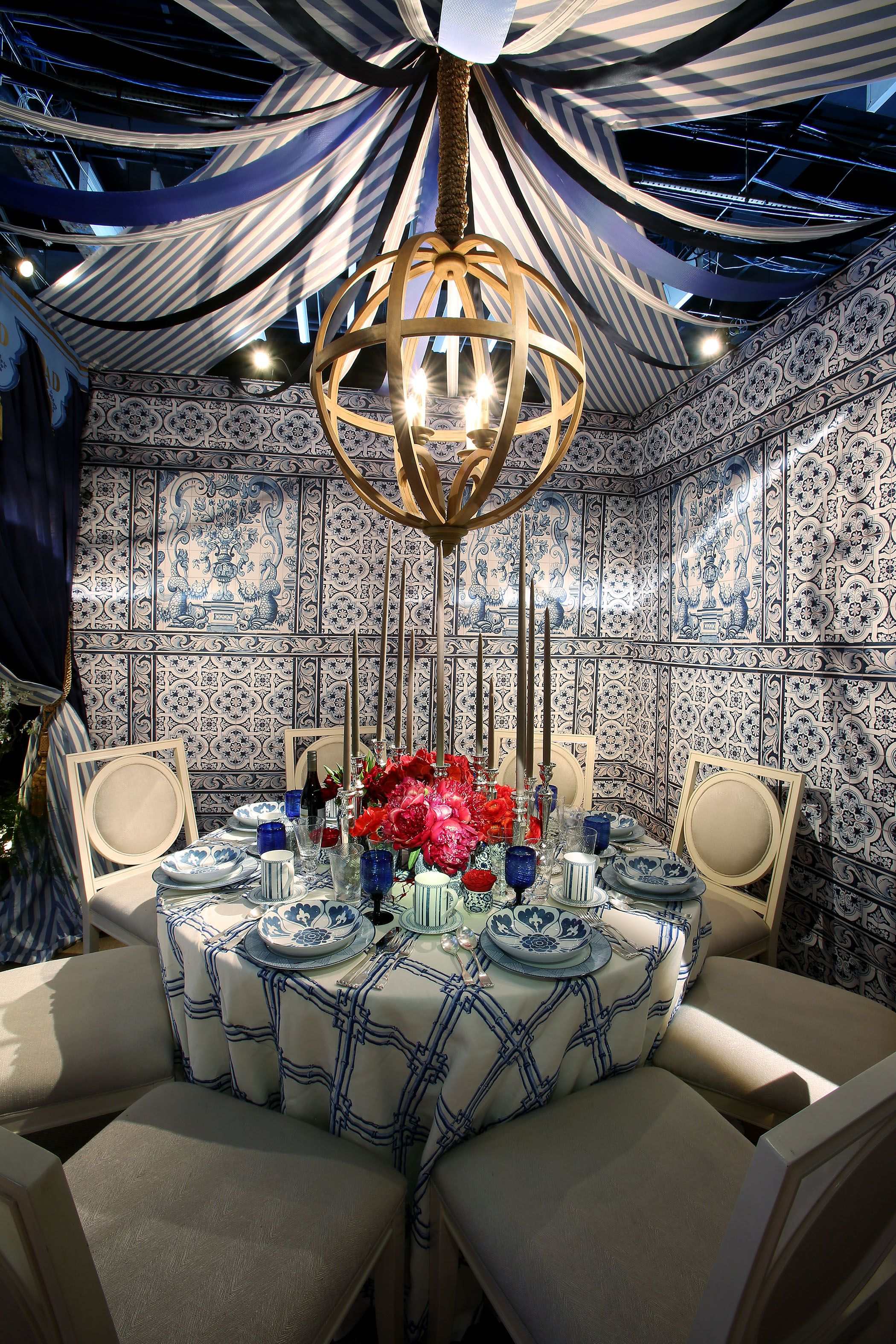Architectural Digest Table At Diffa Dining By Design 2015 Designed