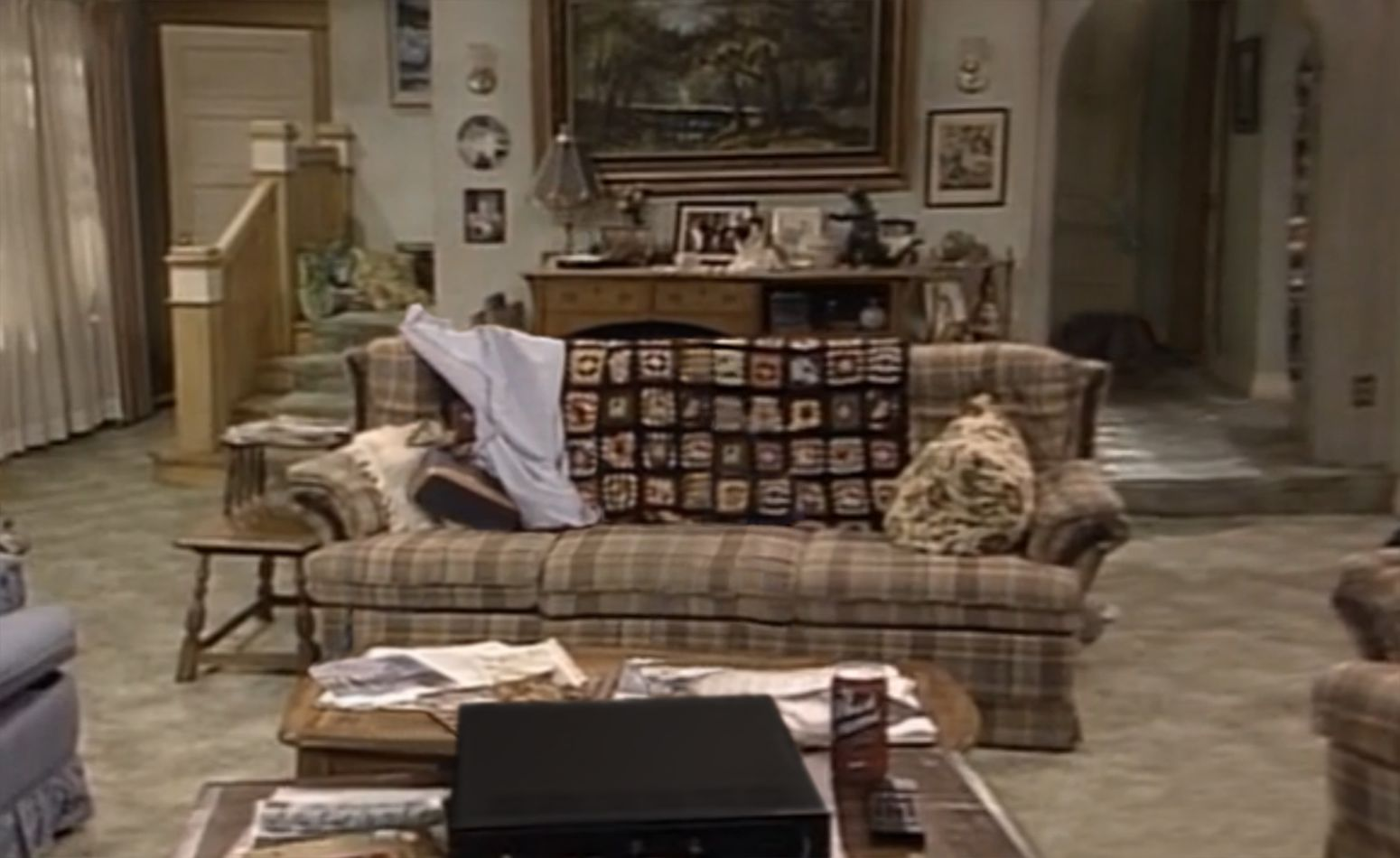 90 S Sitcom Living Rooms In 2021 Popular Living Room Furniture Classic Furniture Living Room Furniture