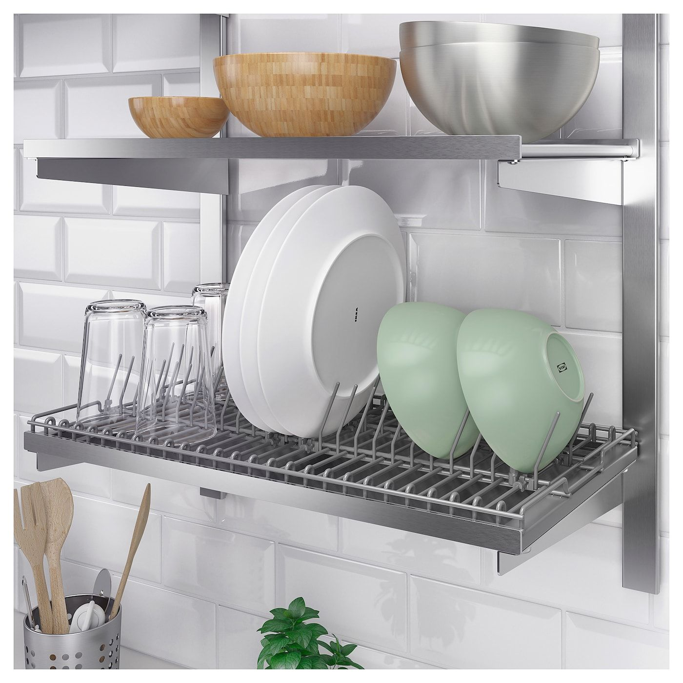 Ikea Kungsfors Dish Drainer Dish Drainers Home Decor Kitchen