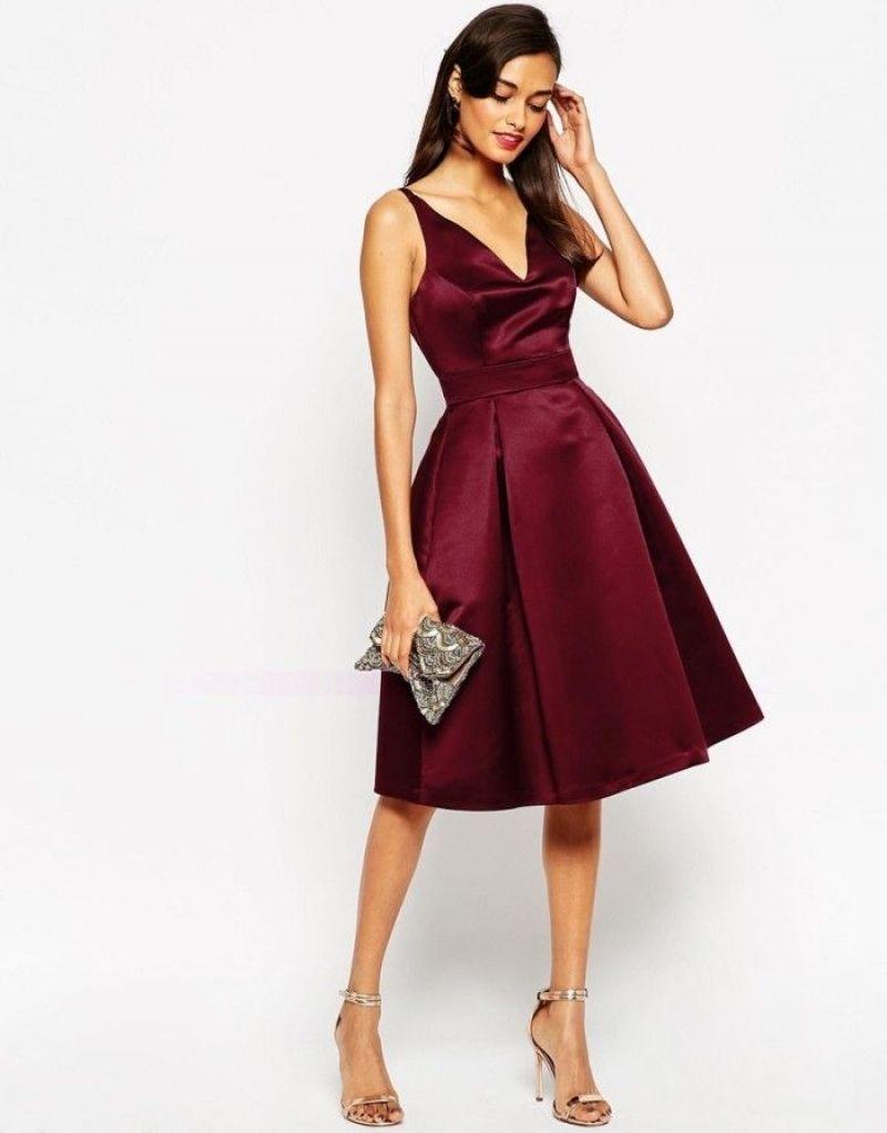 6ca3e83fda048 Best 25+ Burgundy Wedding Guest Dress Ideas On Pinterest with regard to  Easy Burgundy Dress For Wedding Guest