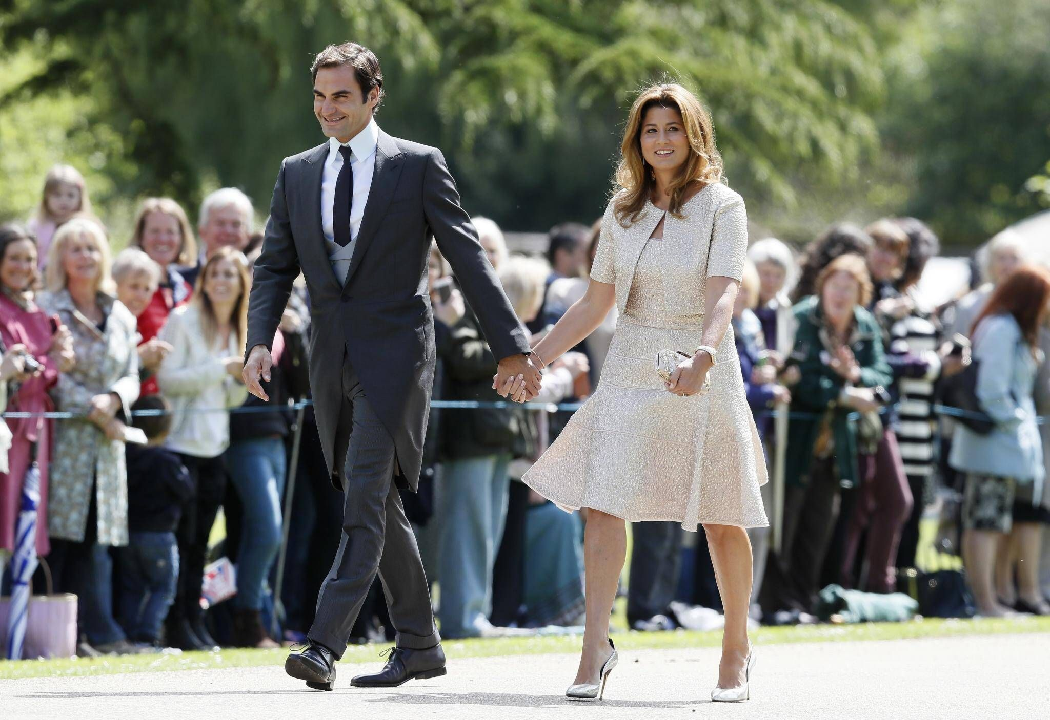 Facts You May Not Know About Maestro Roger Federer In 2020 Pippa Middleton Wedding Pippa Middleton Man And Wife