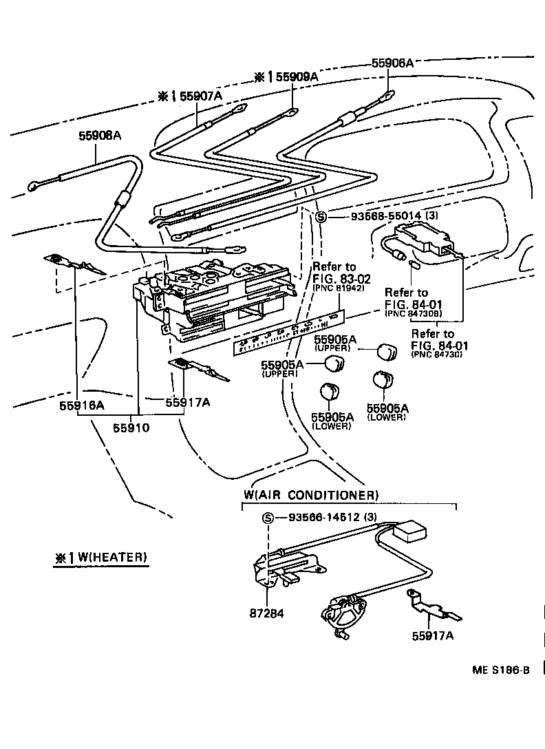 1995 toyota corolla engine diagram heater [ 792 x 1088 Pixel ]
