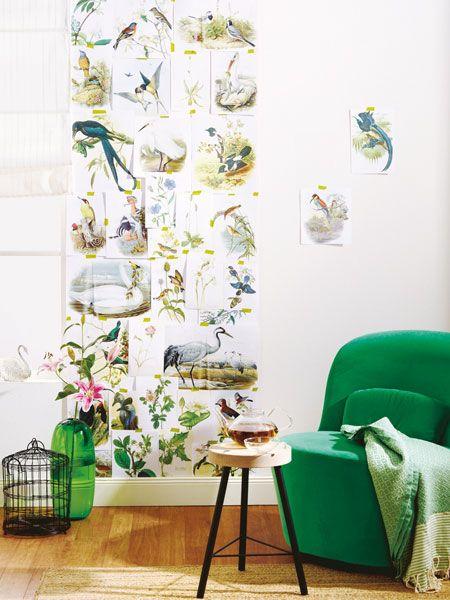 Deko-Trend der Saison Natürlich dekorieren Wall decor, Organizing