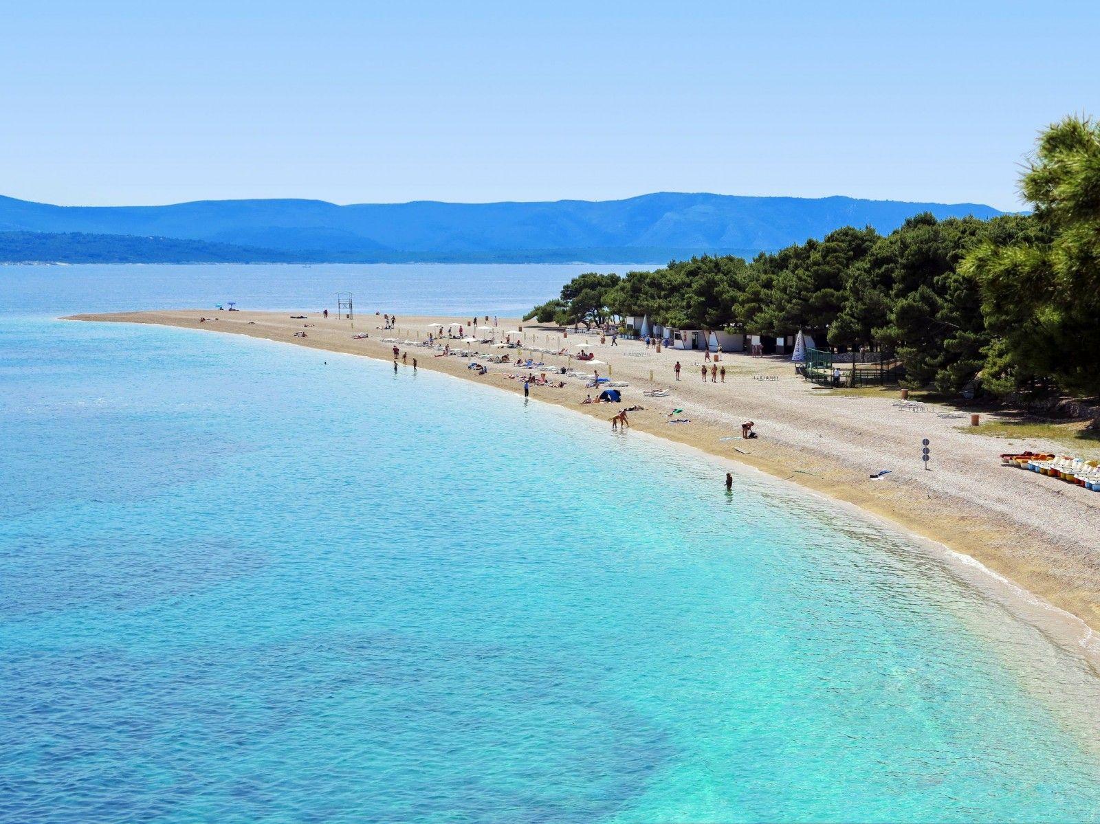 Split Croatia Beaches Croatia Split Beaches Split