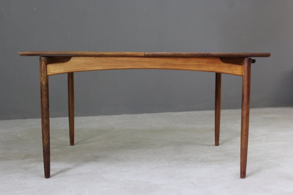 Retro G Plan Extending Dining Table Extendable Dining Table