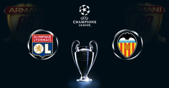 Uefa Champions League Live Watch Live Valencia Vs Lyon Online Streaming Champions League Live Uefa Champions League Online Streaming