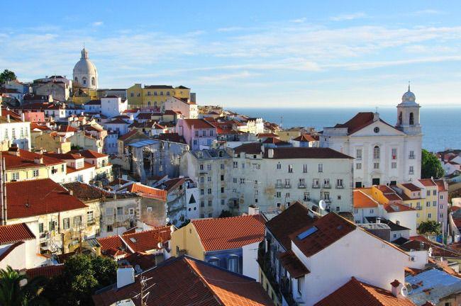 Free Walking Tour Lissabon