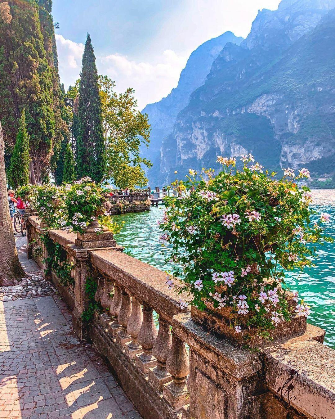 Lacul Garda Travel Garda Lake Garda