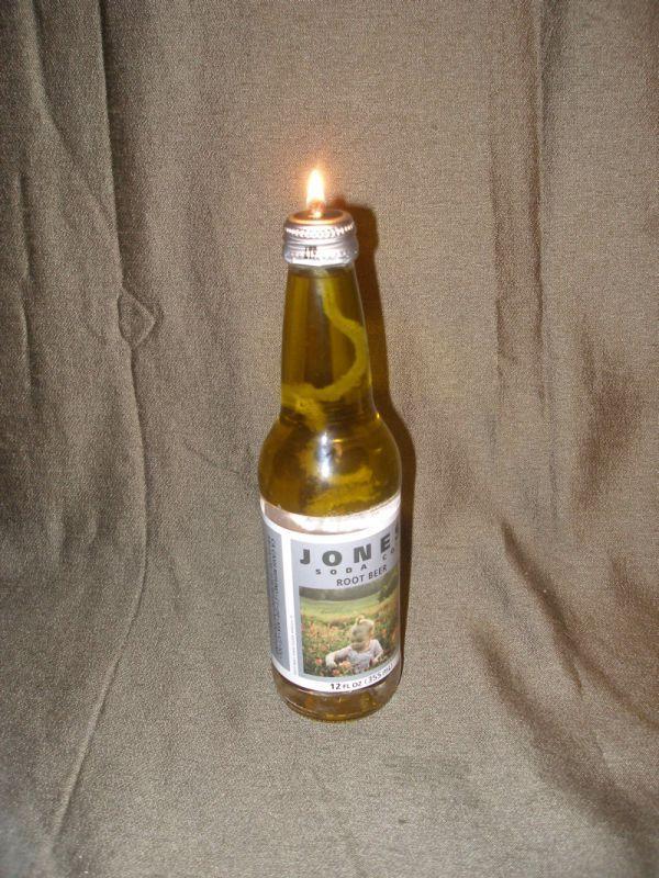 Glass Bottle Oil Lamp Jewlery Bead Crafts Pinterest Oil Lamps