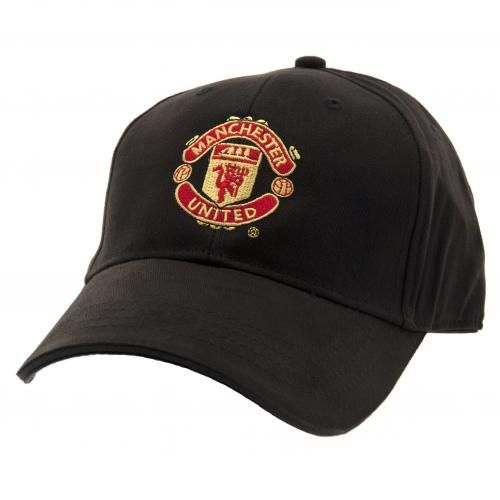 f45fafb0ba7309 Manchester United F.C. Cap BLK | Manchester United Football Club ...