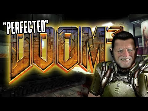 The Mod That Perfected Doom 3 Youtube Doom 3 Doom Id Software