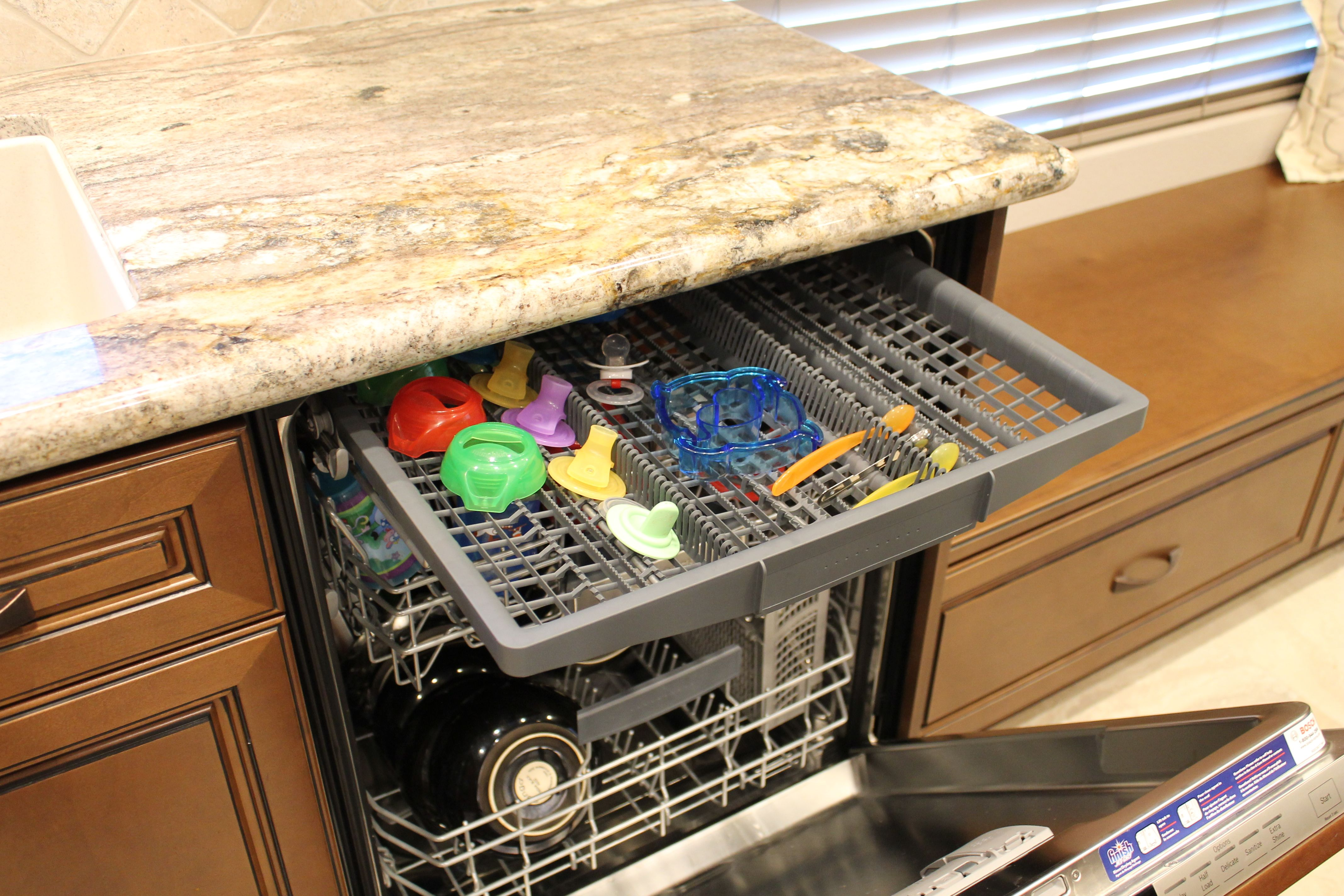 Bosch dishwasher 800 series panel ready dwith 3rd rack