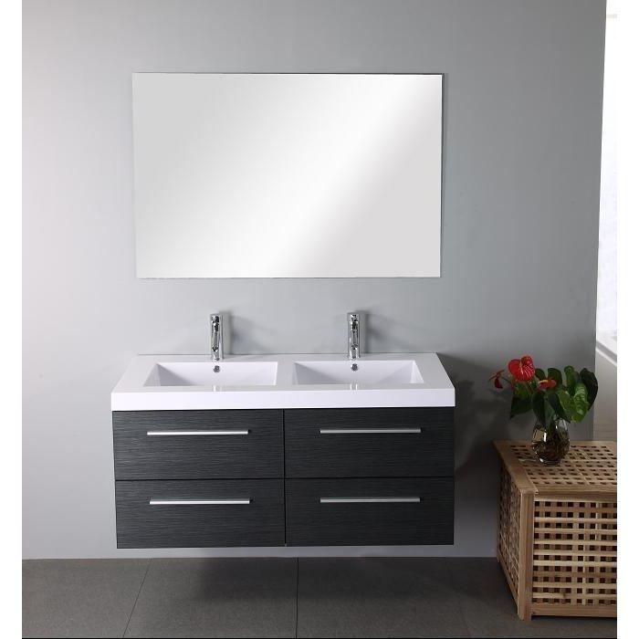Meuble double vasque salle de bain Pinterest Modern