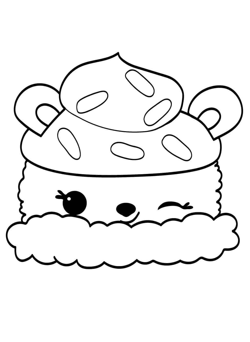 Dibujos De Kawaii Para Colorear Imprimir Caracteres Inusuales Dibujos Kawaii Dibujos De Animales Sencillos Dibujos