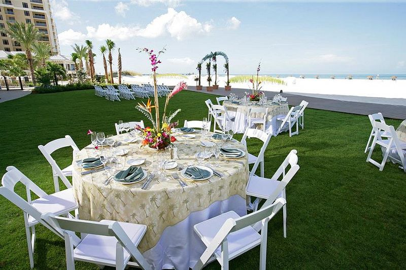 Clearwater beach wedding a destination wedding at the