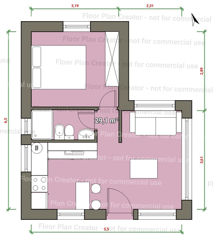 5 bedroom loft floor plans  Pin by AET on Planos Departamento  Pinterest  Tiny houses