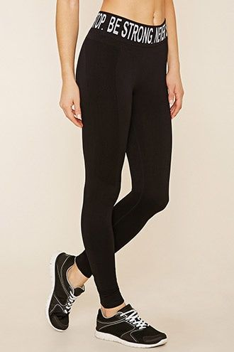 d9ba554d21eb0 Active Be Strong Leggings Knit Leggings, Tight Leggings, Leggings Are Not  Pants, Athletic