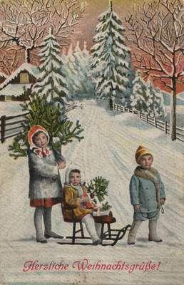 weihnachten auf ansichtskarten finden sie unsere. Black Bedroom Furniture Sets. Home Design Ideas