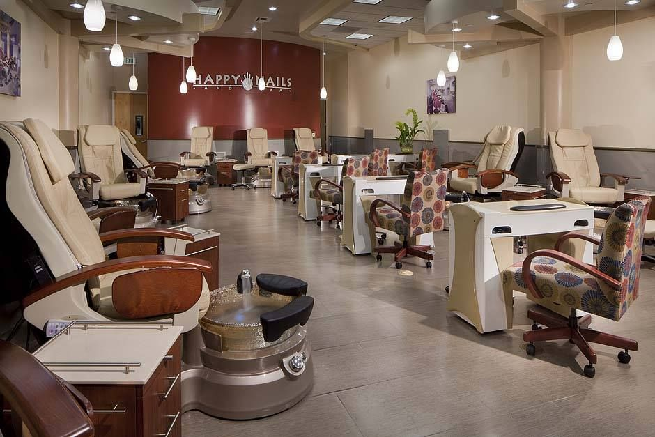 Happy nail salon spa in california with our lenox se for A spot nail salon