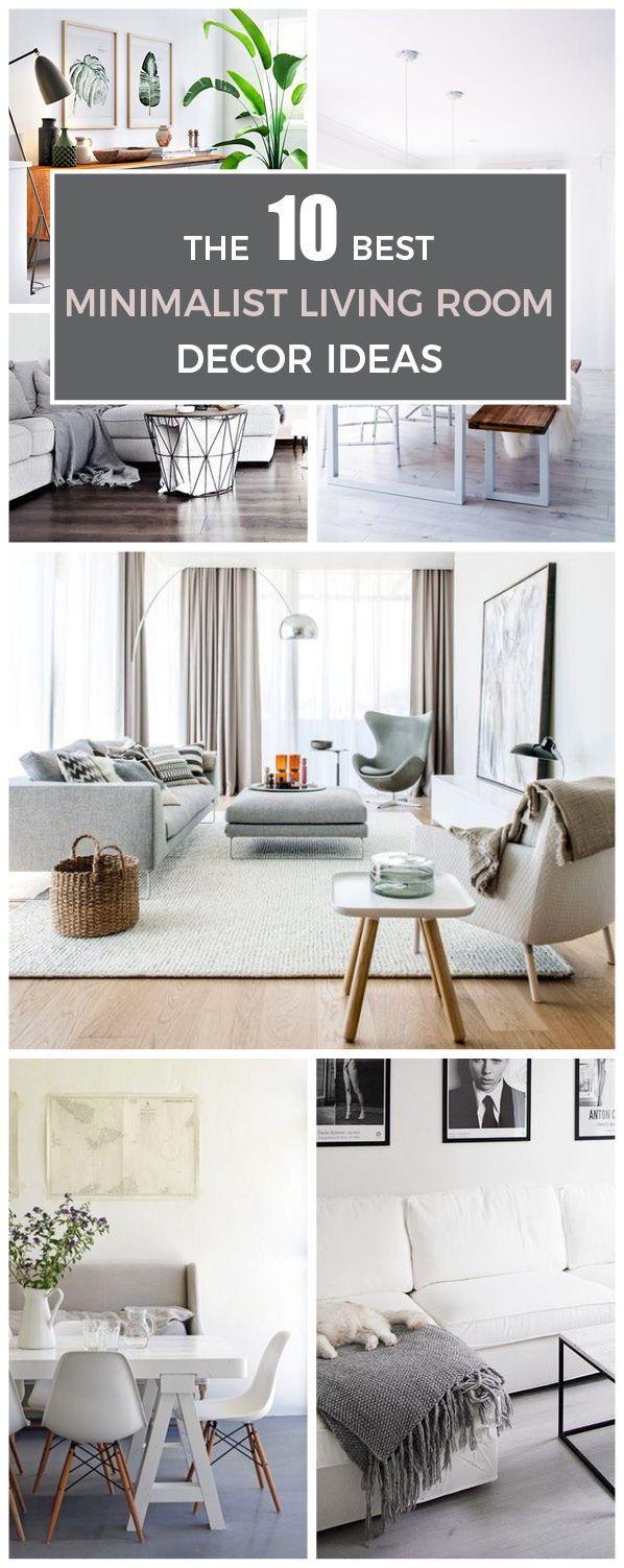 10 Minimalist Living Room Design Ideas Minimalist Living Room Minimalist Living Minimalist Living Room Decor #scandinavian #minimalist #living #room