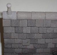 Best 1 12 Minaco Pevensey Dolls House Slate Grey Roof Tiles X 400 x 300