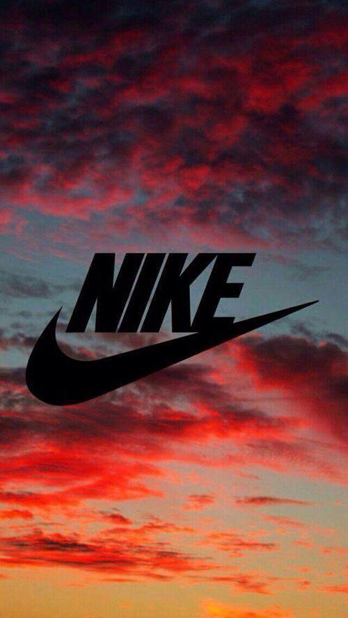 Wallpaper Iphone X Nike Logo Wallpaper Hd Gambar Latar Belakang