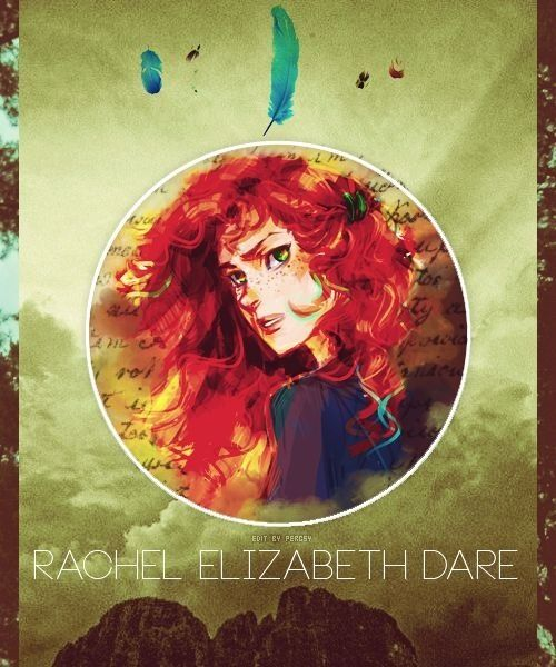 Rachel Elizabeth Dare