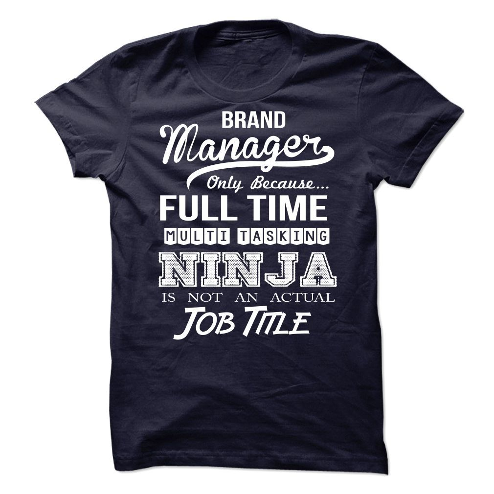 Brand Manager T-Shirts, Hoodies. Get It Now ==► https://www.sunfrog.com/No-Category/Brand-Manager-66481316-Guys.html?41382