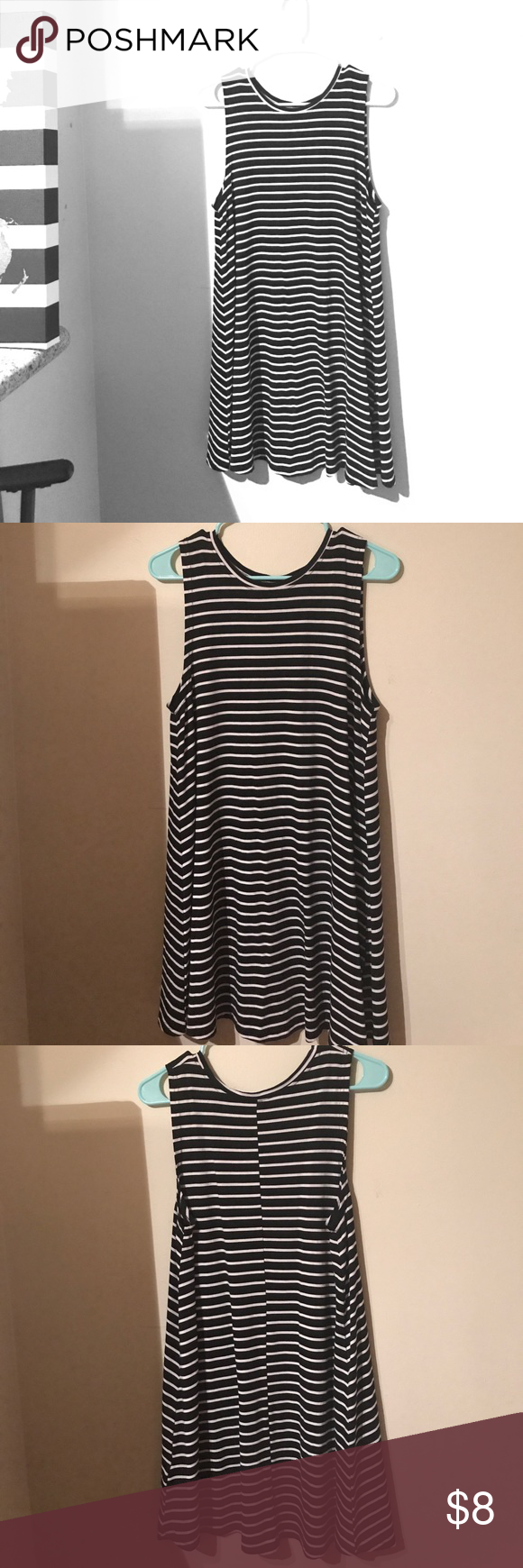 Black and white flowy dress white flowy dress black and customer