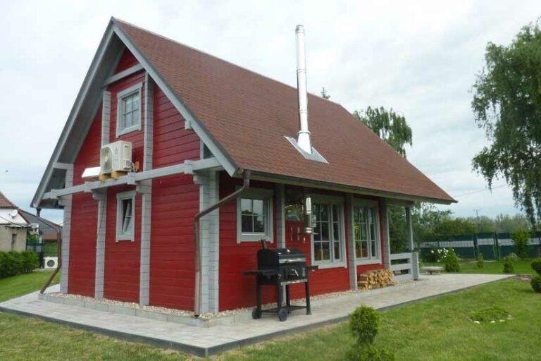 Schwedenrot Stilvoll Die Schonsten Schwedenhaus Gartenhauser Schwedenhaus Haus Gartenhaus