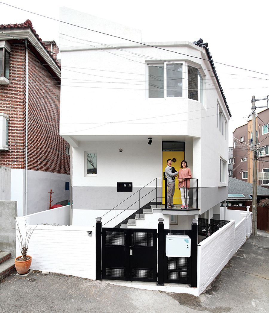 도심 다가구주택 개조기| Daum라이프