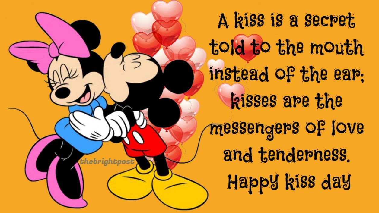 Happy Kiss Day 2018 With Images Kiss Day Happy Kiss Day Kiss