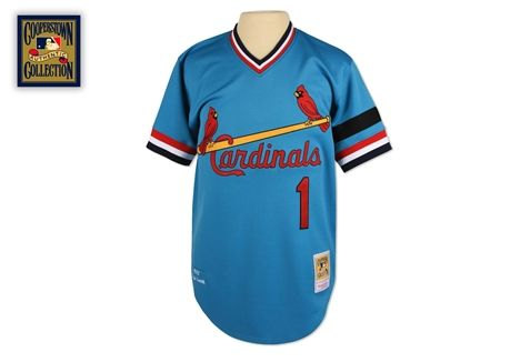 5c1bcc5e Ozzie Smith 1982 Road Jersey | Stuff | Mens tops, St louis cardinals ...